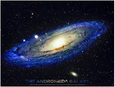 Astronomie-Poster